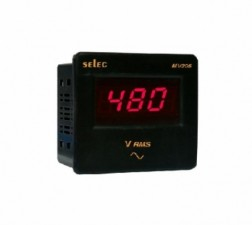 Đồng hồ hiển thị điện áp MV205