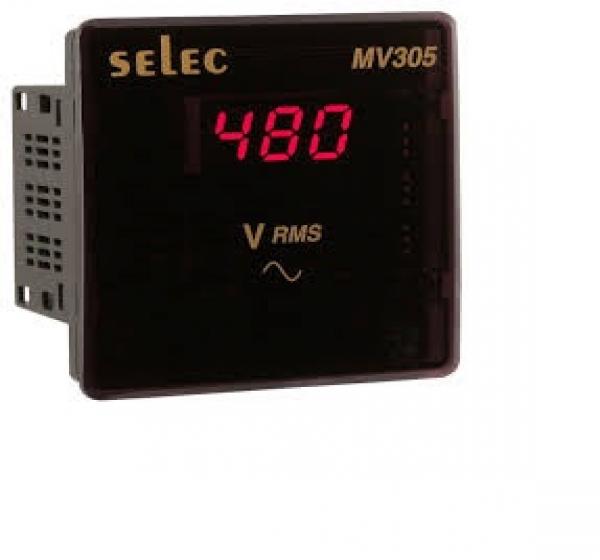 Đồng hồ hiển thị điện áp MV305
