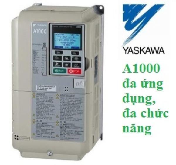 Biến tần Yaskawa A1000