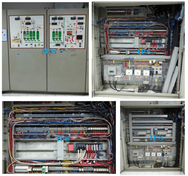 Modification PLC and SCADA for Silo Machine