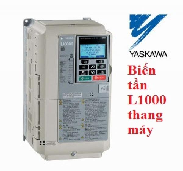Yaskawa-L1000a-Elevator-Drive