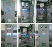 Control System for FR, TR and GP (Teijin Polyester)
