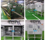 Control System for Ring Spinning Machine(Hoya)
